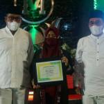 Raih Juara III Cabang Tilawah MTQ Nasional, Gubernur Maluku Berikan Hadiah Umroh